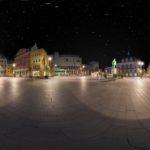 Marktplatz Halle Saale Händel Nacht 360°-virtueller Rundgang Planetarium