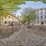 Cube Bike in 360° Franckeschen Stiftungen
